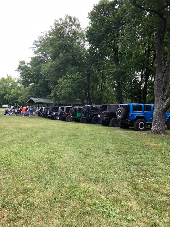 MWJT Members Only Picnic